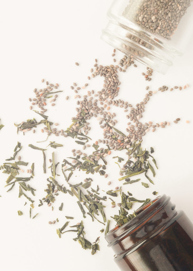 Cosmética ecológica y natural. Semillas de chía