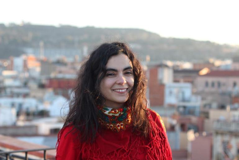 Carmela emprendedora sostenible barcelona