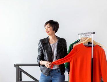armario sostenible minimalista