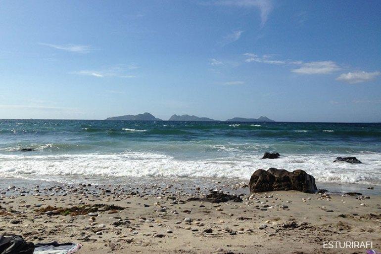 Día Mundial de los Océanos playa de Prado Nigran