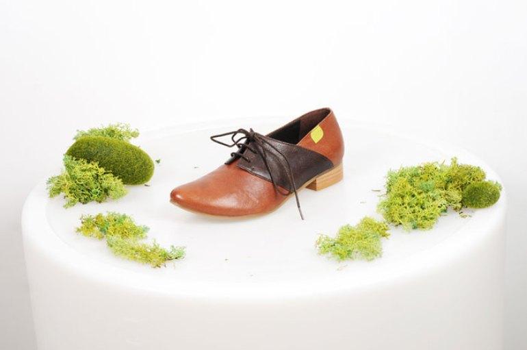 Ray Musgo. Zapatos ecológicos