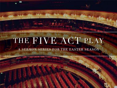 The Five Act Play