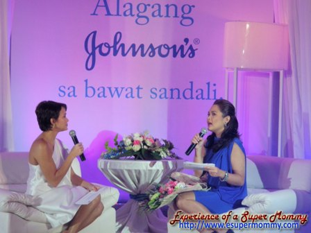 Judy Ann Santos Johnson's milk bath press release