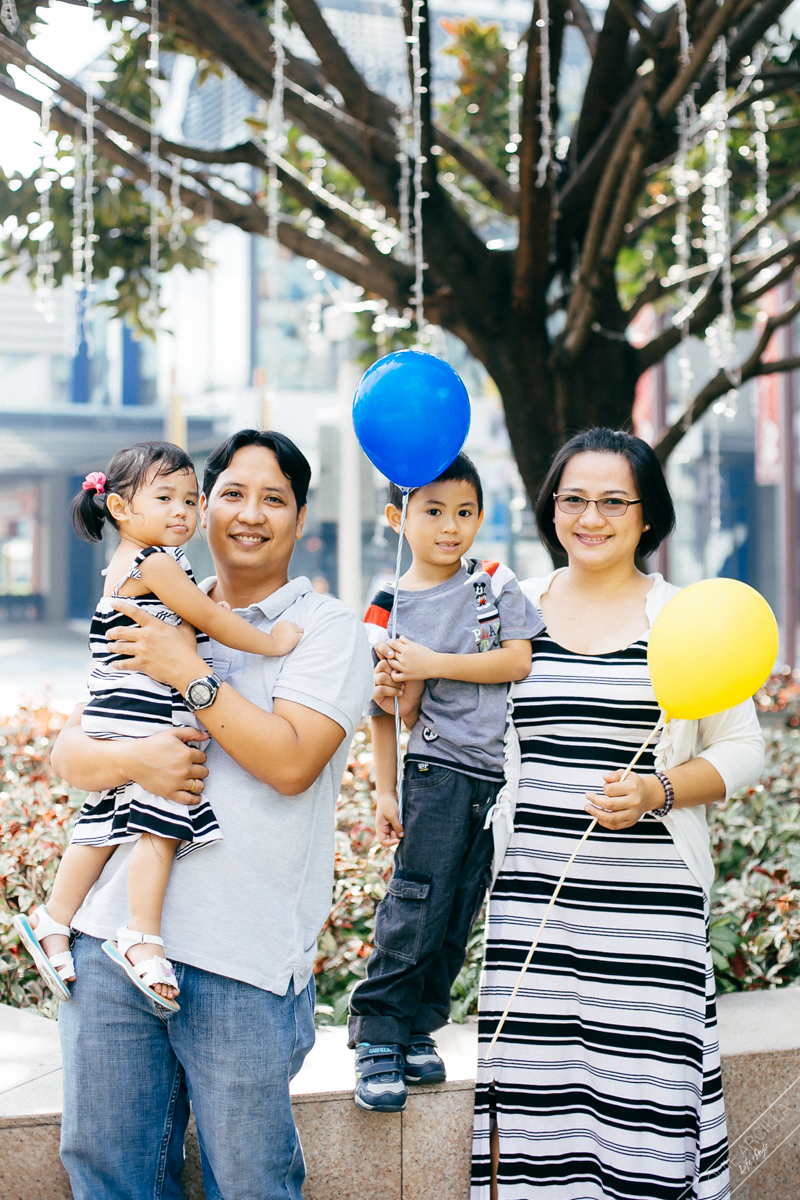 My Family Taken by Louie Arcilla Lifestyle Photography