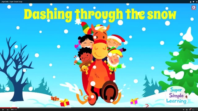 Christmas Carols for Kids on youtube