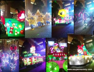 Experience The Sanrio-Style Grand Festival of Lights at SM Mall of Asia