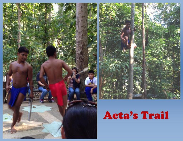 Aetas Trail