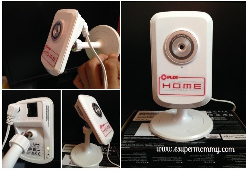 PLDT HOME FAM CAM Technical Specs