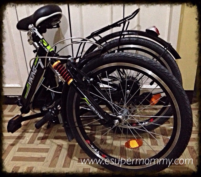 Viking Folding Bike