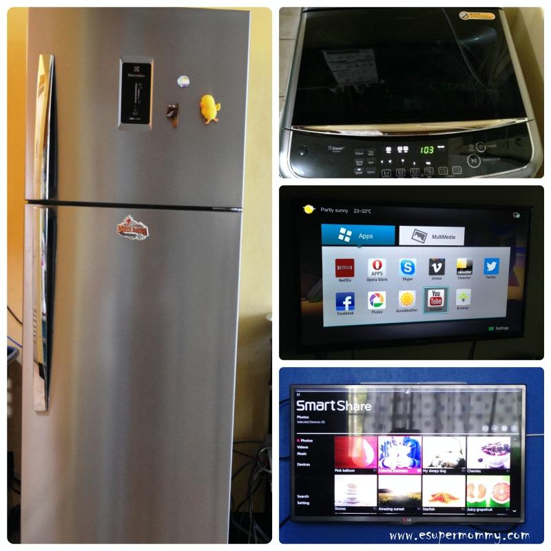 Energy-Saving Home Appliances