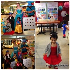 PLDT-Disney partnership with kids