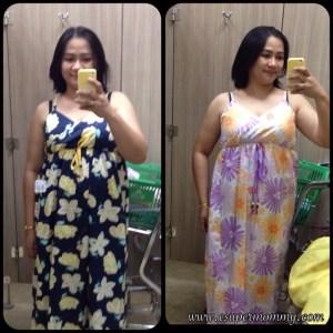 Summer Floral Maxi Dress Shopping