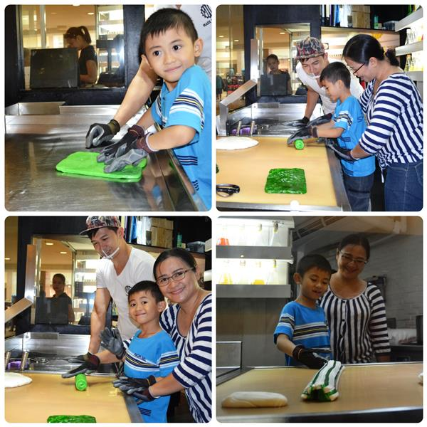 Made In Candy with Mommy Jem's Son