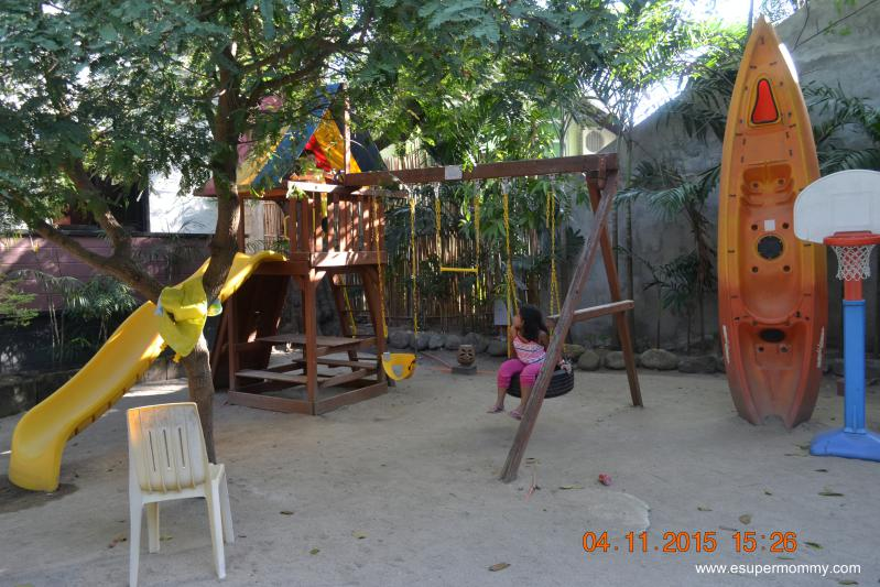 Sabangan Beach Resort Playground
