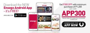 Ensogo App Download and Get Online Deals