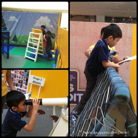 #PPSGxNatGeo Kids M.I. Expedition Challenges