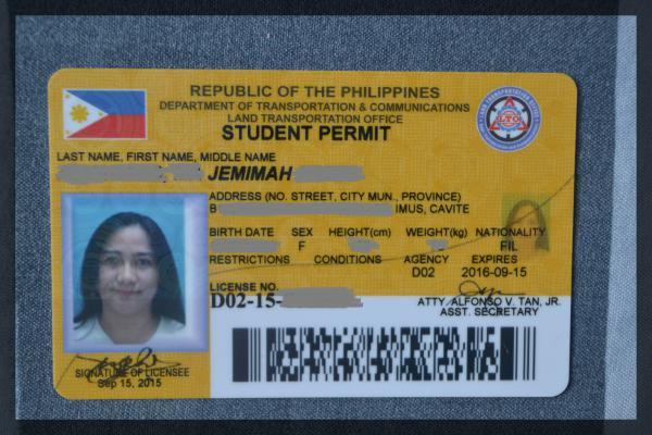 LTO-student-permit-ID