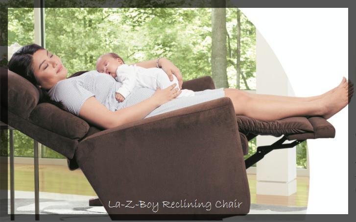 La-z-boy-reclining-chair