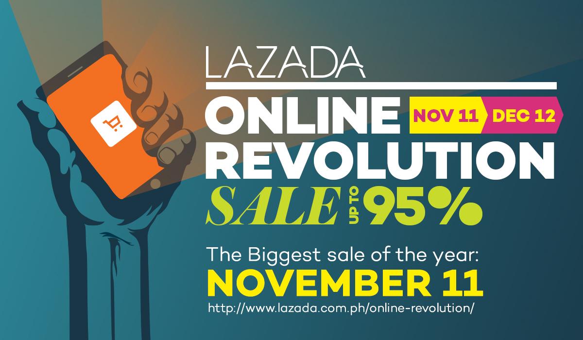 Lazada Christmas Sale 2015