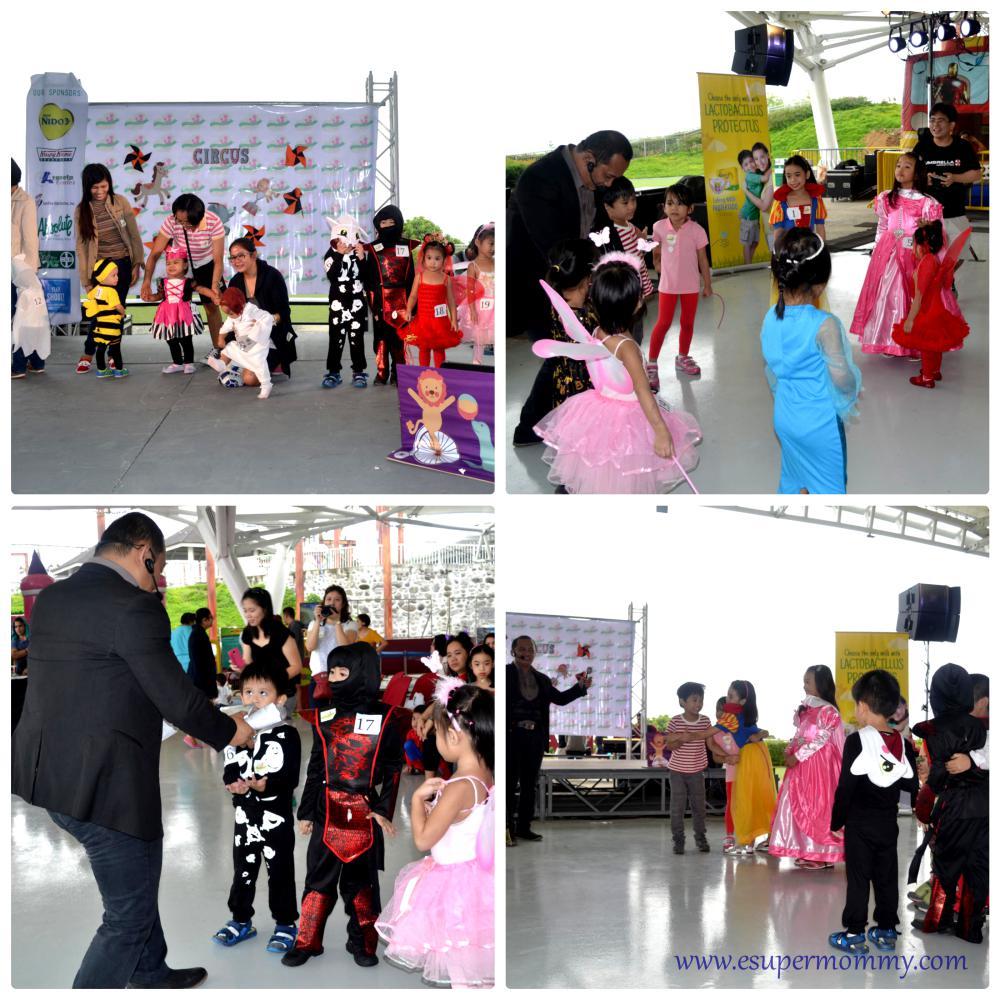 Halloween event at Sky ranch Tagaytay
