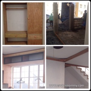 Construction Materials and Home Interior Cabinets