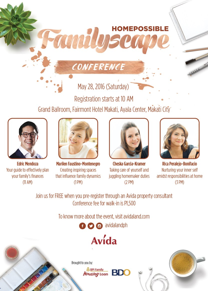 Avida's Homepossible: Familyscape Conference