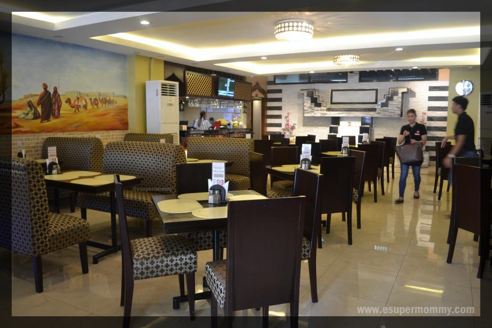 Al Qaysar Restaurant and Cafe in Manila