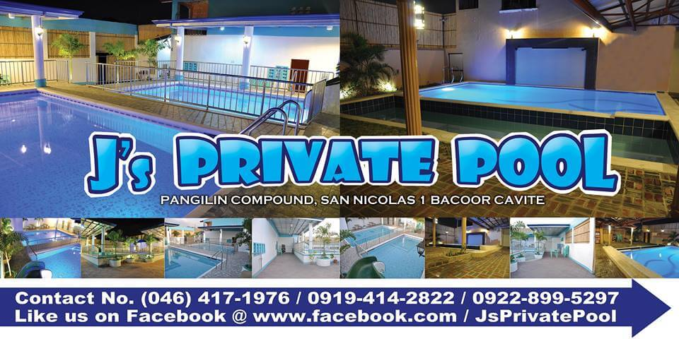 JsPrivate-pool-Cavite