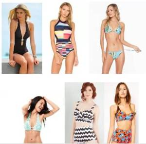The Best Swimsuit for Body Type
