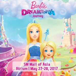 Experience Magical at the Barbie Dreamtopia Journey