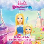 Barbie Dreamtopia Journey