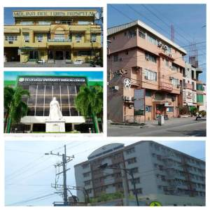 7 Hospitals and Clinics in Cavite