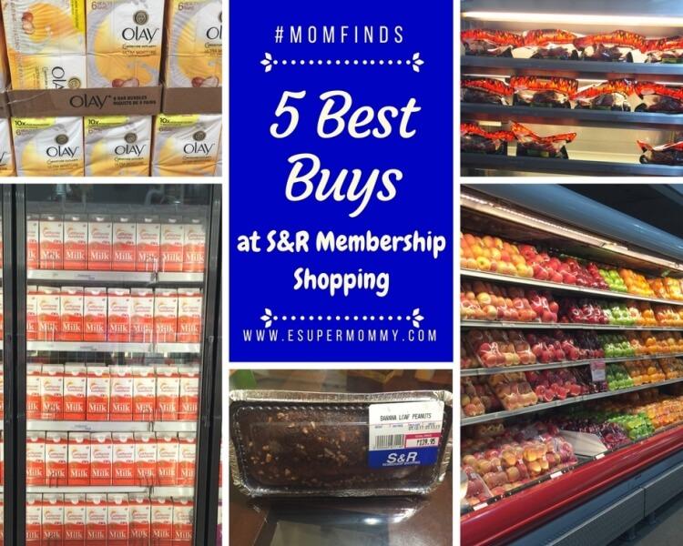 best-buys-s&r-membership-shopping
