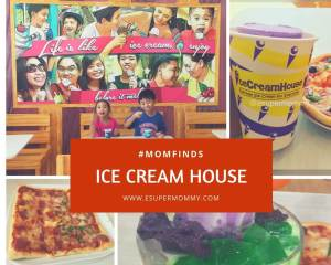 Ice Cream House in Cavite