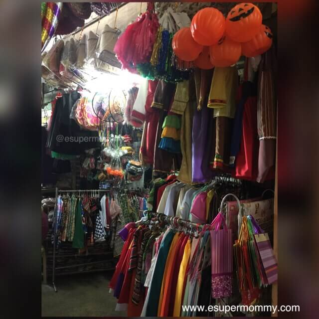 Where to buy Costumes in Imus Cavite? • Experience of a
