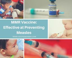 MMR Vaccine: Effective at Preventing Measles