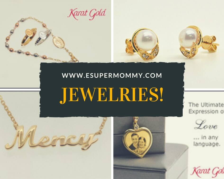 Mother's Day Gift Ideas Jewelries