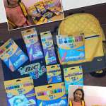 Back-to-school BIC Collection of Coloring Products