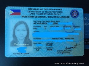 Tips on Backlogs LTO Driver's License 2018