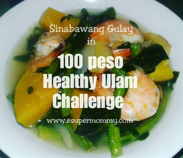 Sinabawang Gulay Recipe