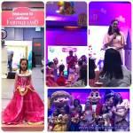 Jollibee Fairytale land party theme
