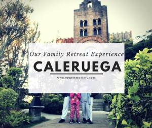 Caleruega Family Retreat Experience