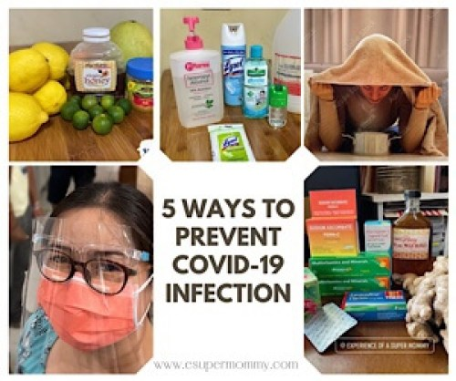 Protect yourself against Covid-19
