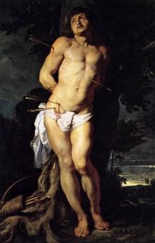 Rubens, St Sebastian c1614.jpg