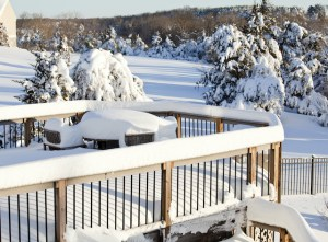 Why You Should Consider Building Your Deck this Winter