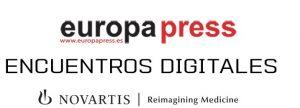 ENCUENTROS DIGITALES NOVARTIS Y EUROPAPRESS