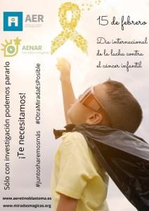 imagen día internacional del cáncer infantil