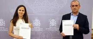 gobierno y tercer sector firman un acuerdo histórico