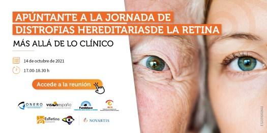 jornada distrofias de retina