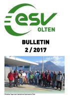 ESV Olten Bulletin 2/2017